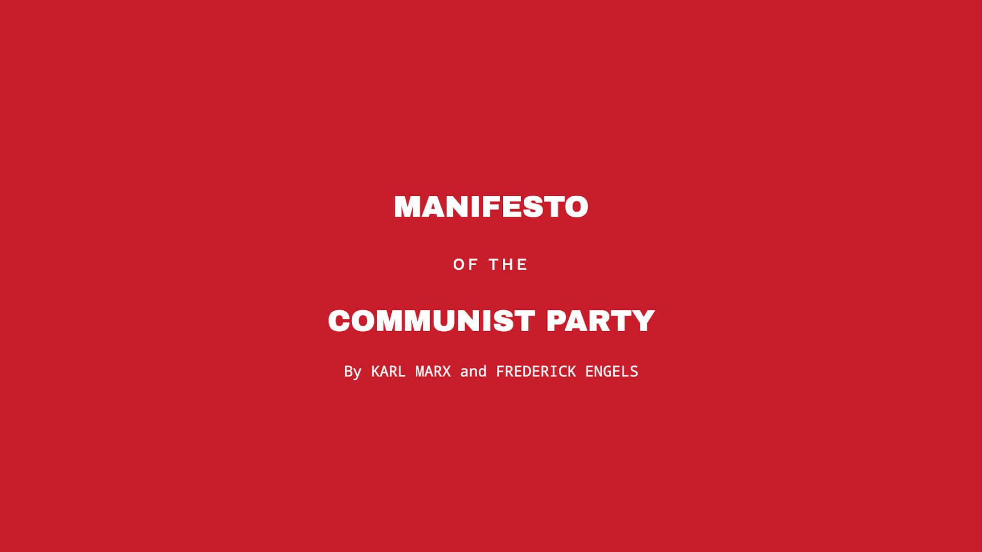 ThumbnailsCommunist Manifesto 2.0 hover