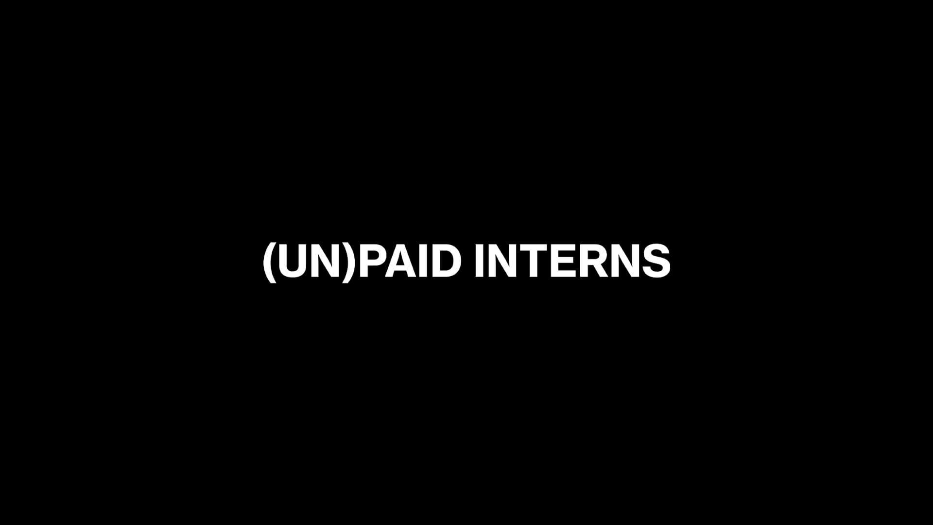 Unpaid Interns Club, 2019