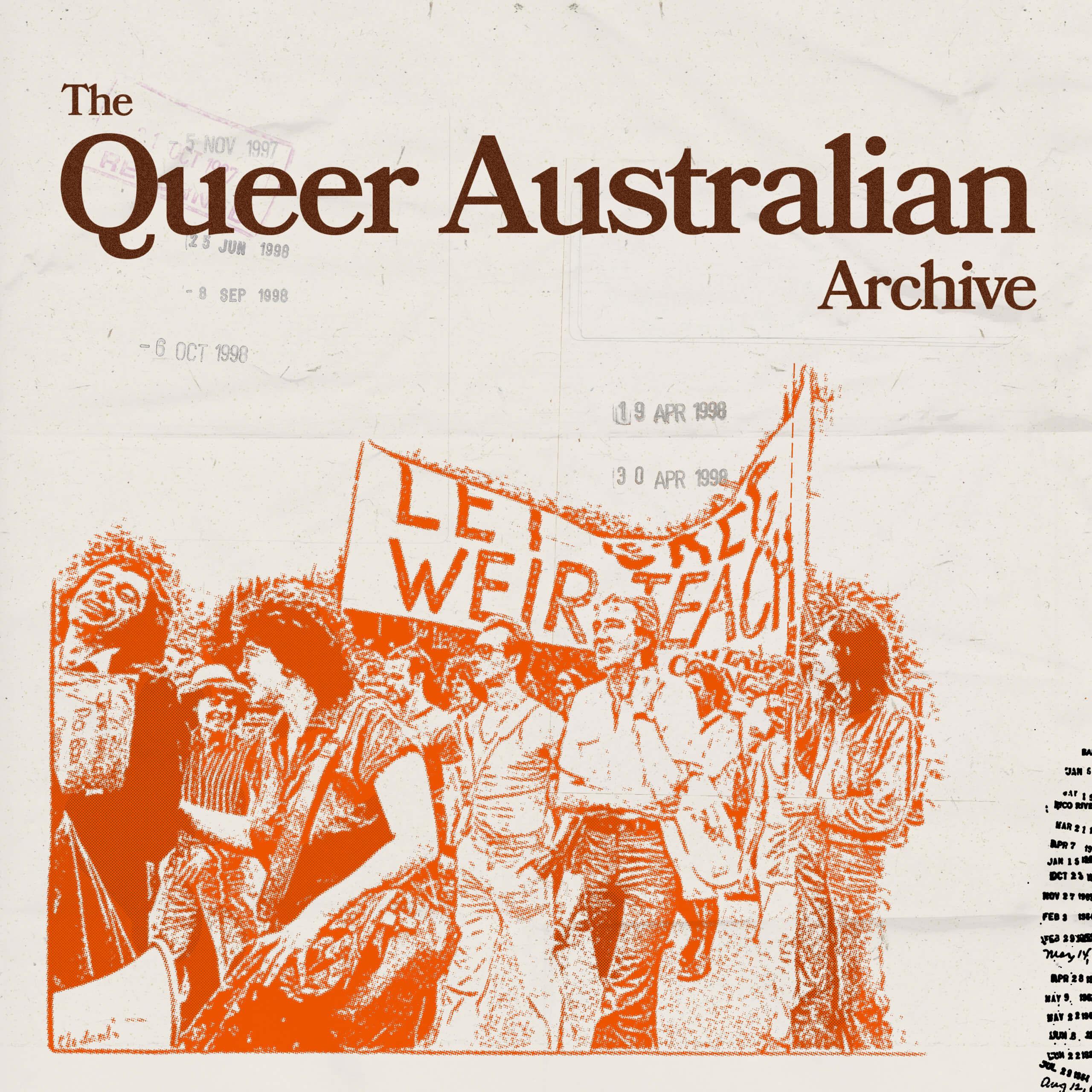 The Queer Australian Archive